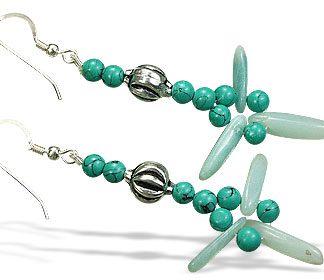 turquoise earrings 4