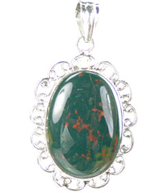 bloodstone pendants 15