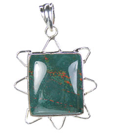 bloodstone pendants 16