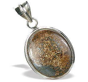 classic bronzite pendants 2