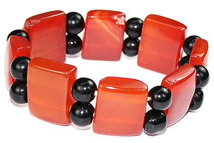 Chunky Onyx Bracelets