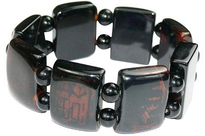 Chunky Onyx Bracelets 3
