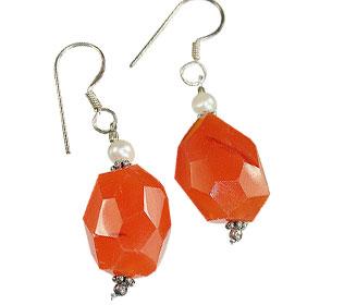 Carnelian Earrings 7