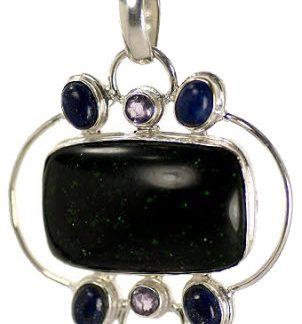 multi-stone pendants 3