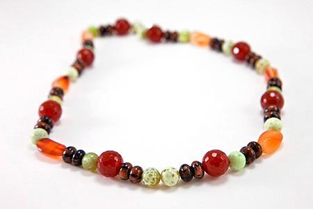 Multi-stone Necklaces 8