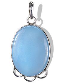 chalcedony pendants 3