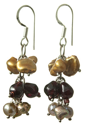 Drop Pearl Earrings 4