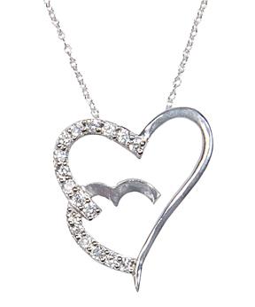 classic cubic zirconia necklaces 2