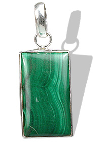 malachite pendants 2