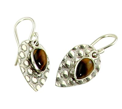 Tiger Eye Earrings 9