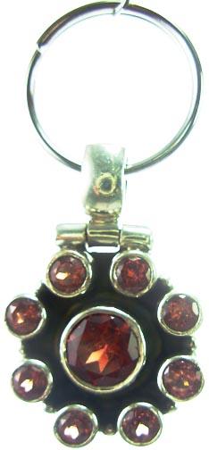 pets garnet pendants