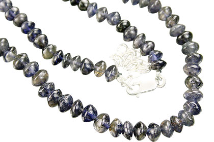 iolite necklaces
