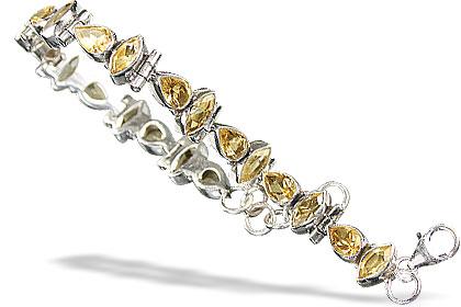 citrine bracelets 2