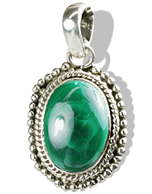 malachite pendants 7