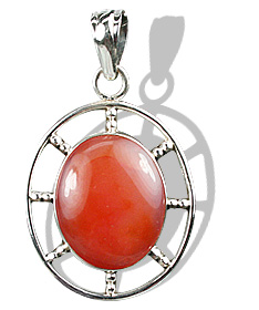carnelian pendants