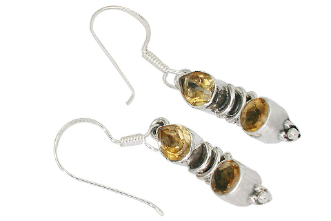 Citrine Earrings 8