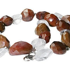 chunky jasper necklaces