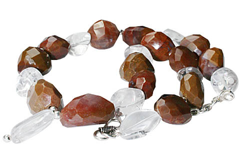 chunky jasper necklaces