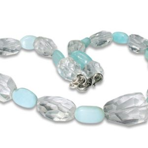 chunky crystal necklaces 2