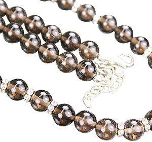 smoky quartz necklaces