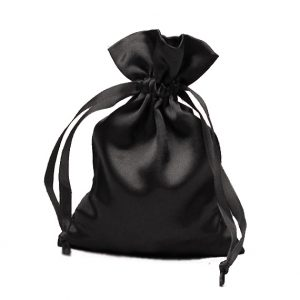 Satin Gift Bag for Jewelry