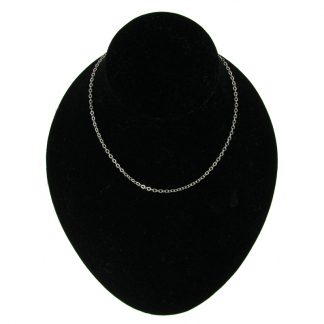 Silver-Plated Belcher Chain Necklace (3 Lengths)