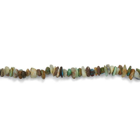 Strand of Peruvian Opal Chips