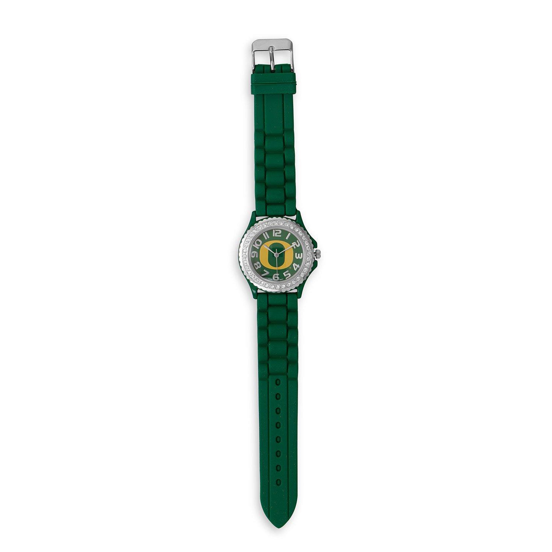 Collegiate Licensed University of Oregon Ladies' Fashion Watch